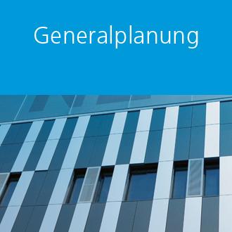 Generalplanung-Kernkompetenz